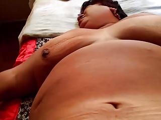 Me and My 66 year old granny masturbate