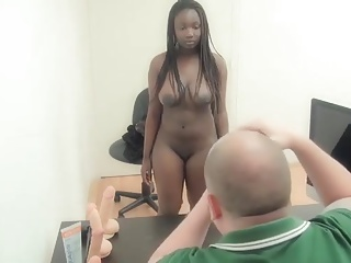 AMAZING BLACK TEEN WITH BEAUTIFUL DELICIOUS BODY