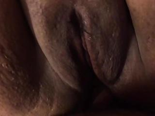 Mature bbw Latina anal