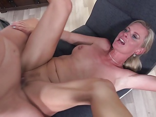 Sexy matures fuck young dirty sons