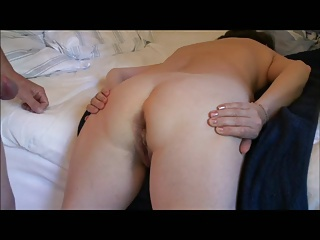 Waiting for a Big Head Cock