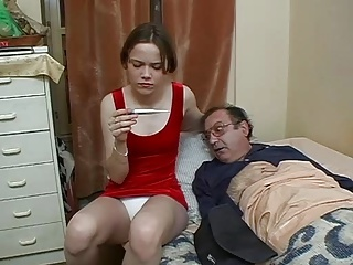 Daughter's loving care