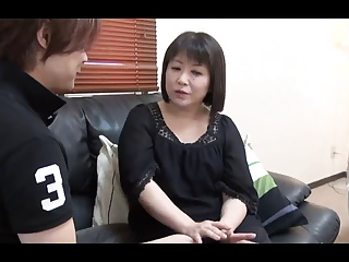 45yr old Hiromi Takeshita loves Cum (Uncensored)