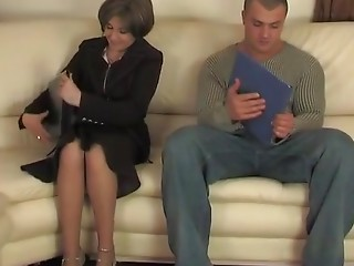 Margaret and Nicholas nasty mature action