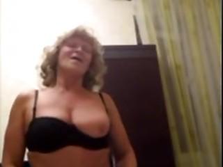 Sexy 55 yo Russian Mature