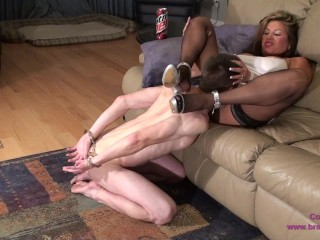 Daniela - Trains Step Son to Lick Pussy