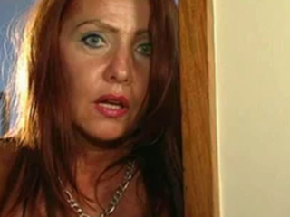 Horny Brazilian MILF getting anal