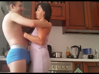 Horny son and mom 6750B4E