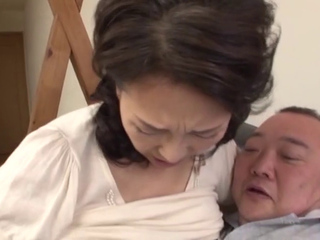 Mature Asian kimiko ozawa getting fucked hard