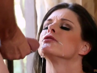 Mature stepmom fucked by her stepson