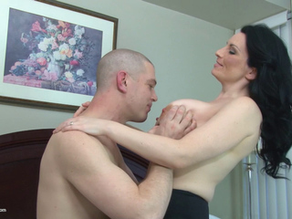 Stacey Ray is a Hardcore Love-Mom
