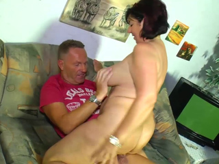 XXX Omas - Exciting HARDCORE COMPILATION with horny MATURE GERMAN chicks