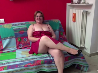 Scambisti Maturi - Mature BBW wants to be treated like an Italian dirty lady