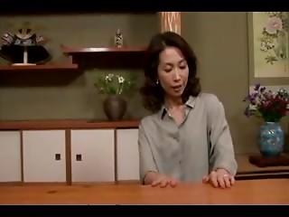 Horny Mature Japanese Chick