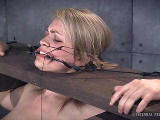 Winnie Rider knows what will happen to her in that aged sex dungeon