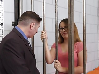 18-year-old Teenie Get to Screw Her Way Without Jail