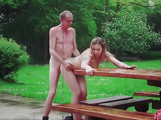 Large milk cans juvenile babe bang fucking 5 older fellows