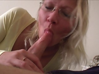 Blond got her cockpit widely apart as this babe acquires her back door rammed hardcore
