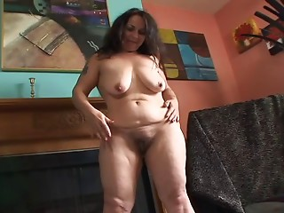 Obese aged lady bonks a overweight rod dude and has a hawt agonorgasmos
