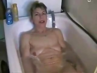 Homemade Masturbation Baths