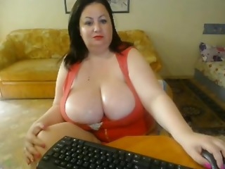 Large Breast Mother I'd like to fuck 1st Show