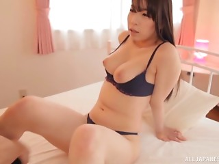 Succulent Mio Kayama enjoys each pont of time of the cunt penetration