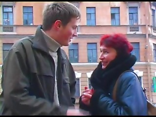 Slender Russian mother receives the cock that babe needs in her cum-hole