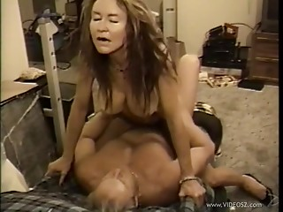 Old Babe  Receives A Hardcore Bang From A Rigid Shlong