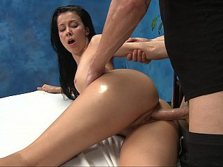 Supple mother twisted perfectly for pleasurable sex
