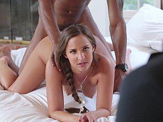 Amirah receives screwed in front of her boyfriend