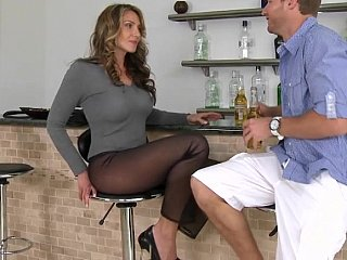 Stp4 plumber takes care of his clients horny daughter