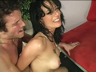 Tempted and screwed by her step-son