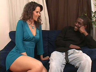 Mother seduces her well hung stepson
